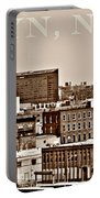 Brooklyn New York Portable Battery Charger