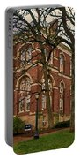 Brooks Hall At University Of Virginia Portable Battery Charger