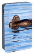 Brown Duck Portable Battery Charger