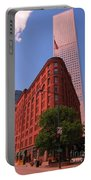 Brown Palace Hotel In Denver Colorado Portable Battery Charger