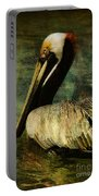 Brown Pelican Beauty Portable Battery Charger