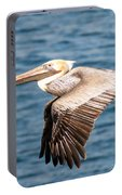 Brown Pelican Flying Portable Battery Charger