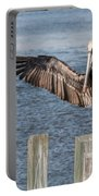 Brown Pelican Touchdown Portable Battery Charger