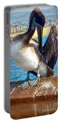 Brown Pelican Preen  Portable Battery Charger