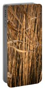 Brown Reeds Portable Battery Charger