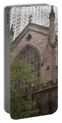 Brownstone Church Portable Battery Charger