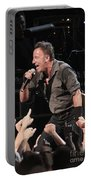 Musician Bruce Springsteen Portable Battery Charger