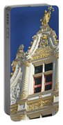Bruges Architecture Portable Battery Charger