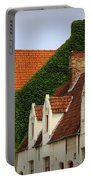 Bruges Rooftops Portable Battery Charger