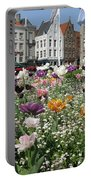 Brugge In Spring Portable Battery Charger