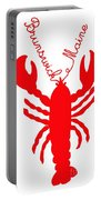 Brunswick Maine Lobster With Feelers 20130605 Portable Battery Charger