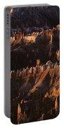 Bryce Canyon National Park Hoodo Monoliths Sunrise Southern Utah Portable Battery Charger