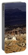 Bryce Canyon National Park Hoodo Monoliths Sunset Southern Utah  Portable Battery Charger
