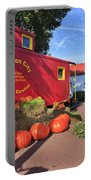 Bryson City North Carolina In The Fall Portable Battery Charger