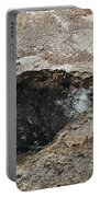 Bubbling Spring In Upper Geyser Basin Portable Battery Charger