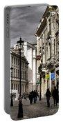 Bucharest The Little Paris Portable Battery Charger