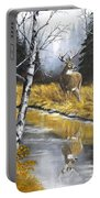 Buck Reflection Portable Battery Charger