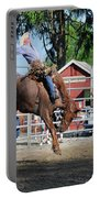 Bucking Bronco Haven  Portable Battery Charger