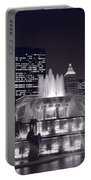 Buckingham Fountain Panorama Portable Battery Charger