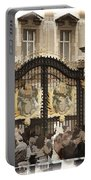 Buckingham Palace Gates Portable Battery Charger