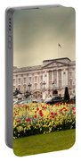 Buckingham Palace In London Uk Portable Battery Charger