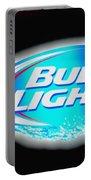 Bud Light Splash Portable Battery Charger