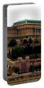 Buda Castle In Budapest Portable Battery Charger