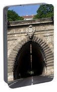 Buda Tunnel In Budapest Portable Battery Charger