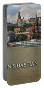 Budapest Portable Battery Charger