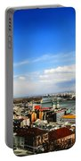 Budapest And Blue Danube Portable Battery Charger