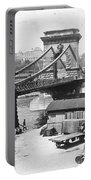 Budapest Bridge, 1908 Portable Battery Charger