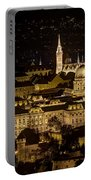 Budapest Castle Portable Battery Charger