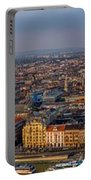 Budapest Panorama Portable Battery Charger