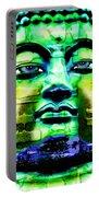 Buddha Portable Battery Charger by Daniel Janda