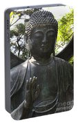 Buddha Detail Portable Battery Charger