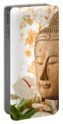 Buddha Head Portable Battery Charger
