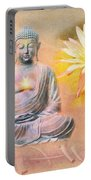 Buddha Of Compassion Portable Battery Charger