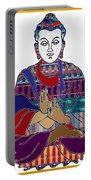 Buddha Spirit Humanity Buy Faa Print Products Or Down Load For Self Printing Navin Joshi Rights Mana Portable Battery Charger