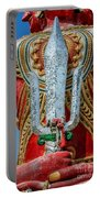 Buddha Trident Sword Portable Battery Charger