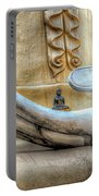 Buddha's Hand Portable Battery Charger by Adrian Evans