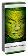 Buddhas Mind II Portable Battery Charger
