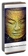 Buddhas Mind Portable Battery Charger