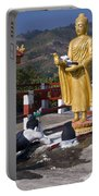 Buddhist Statues Portable Battery Charger