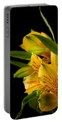Budding Flowers Portable Battery Charger