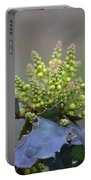 Budding Mahonia Portable Battery Charger