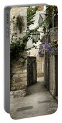 Budva Old Town Street Montenegro Portable Battery Charger