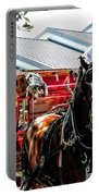 Budweiser Beer Wagon Portable Battery Charger