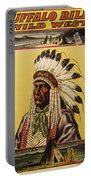 Buffalo Bills Wild West Portable Battery Charger