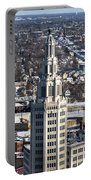 Buffalo Ny Electric Building Winter 2013 Portable Battery Charger