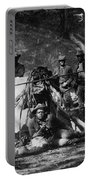 Buffalo Soldiers Portable Battery Charger